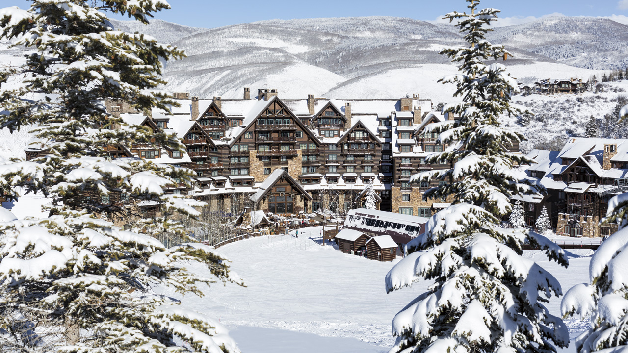 Ritz Carlton Bachelor Gulch, Avon, Colorado