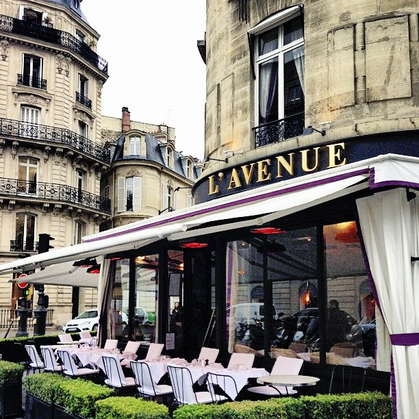 L'Avenue Paris (Avenue Montaigne Of Course!)