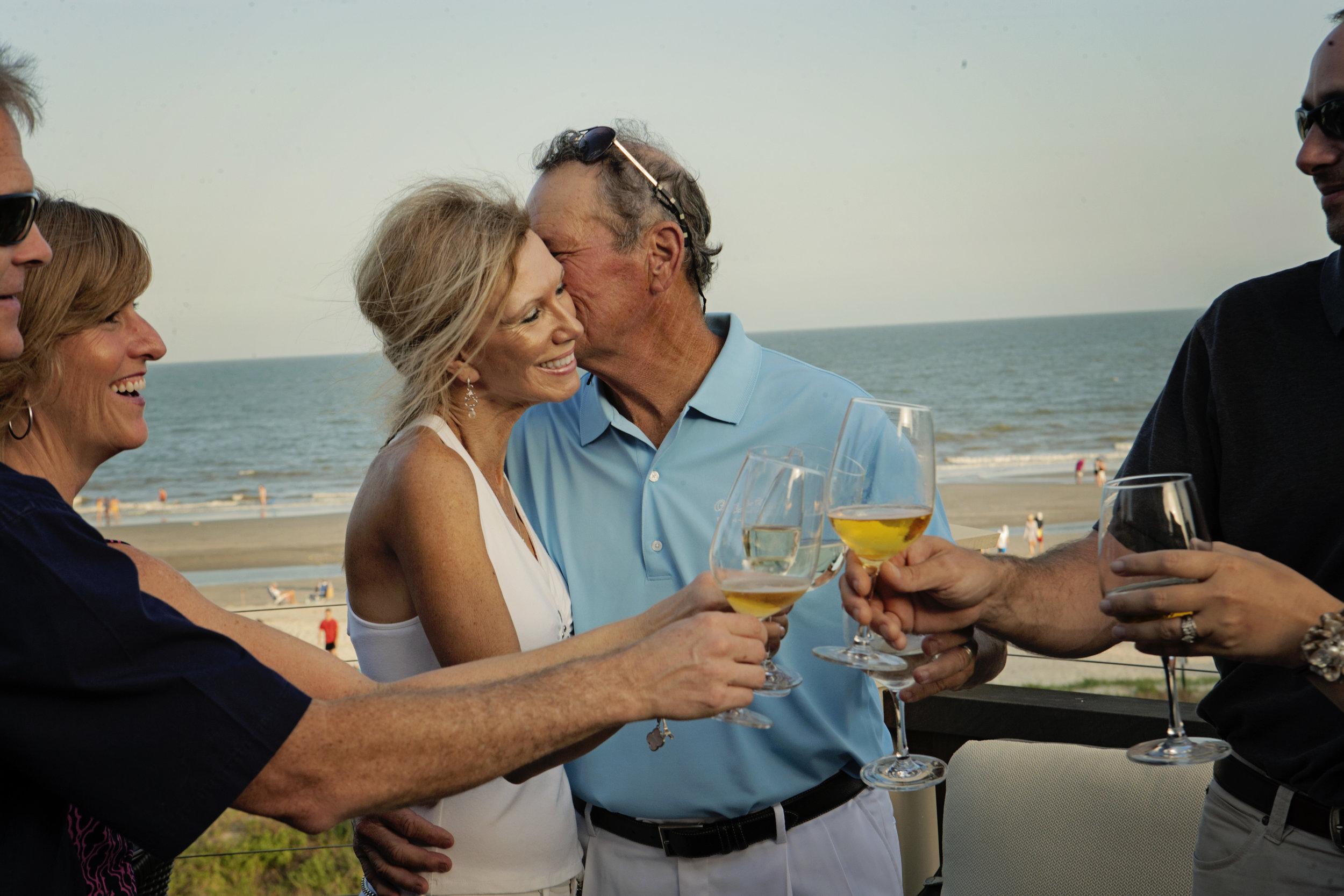 Ocean Lounge, Sea Pines Beach Club, Sea Pines Resort, Hilton Head Island, SC