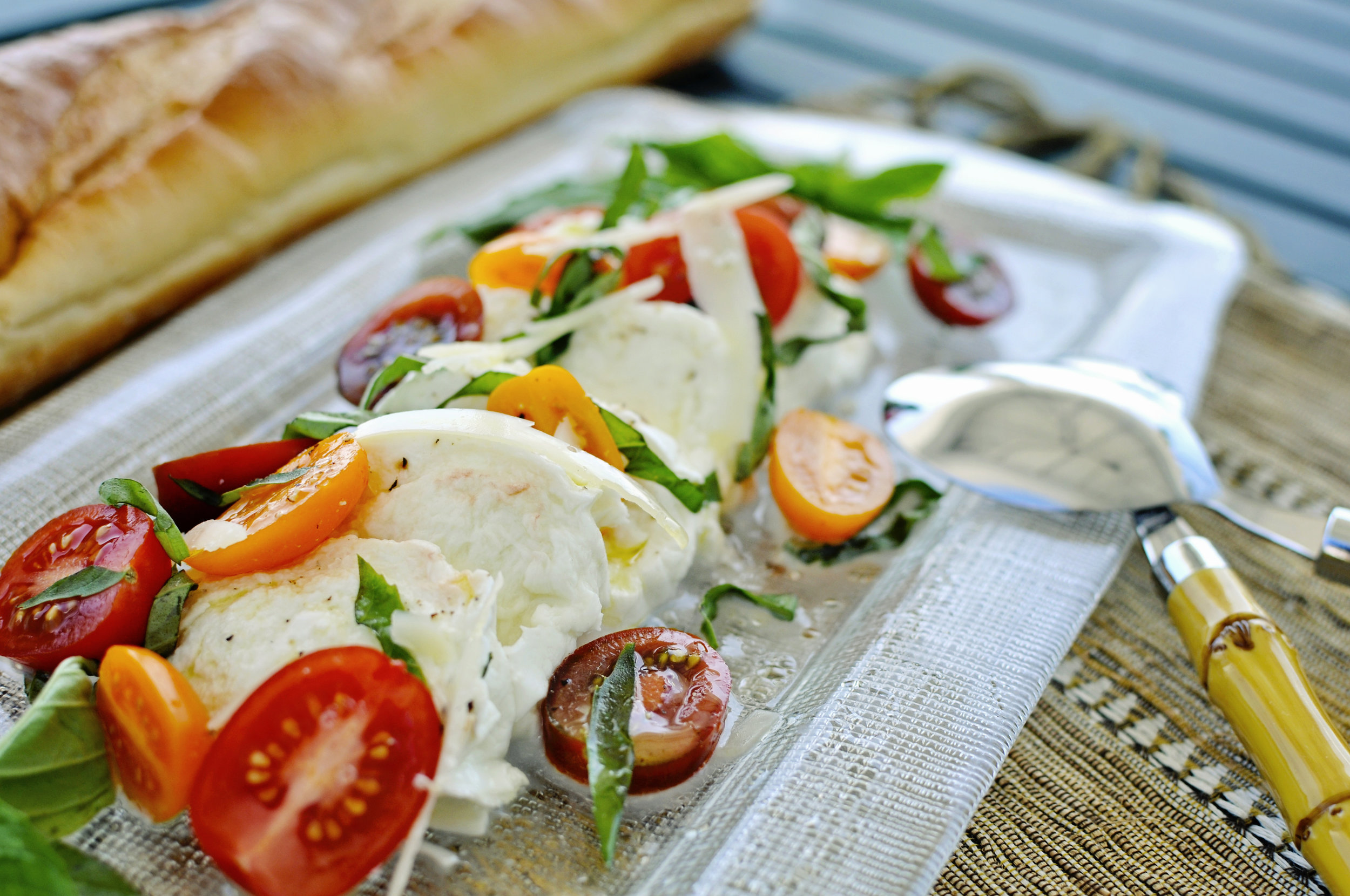 Bufala Caprese Salad