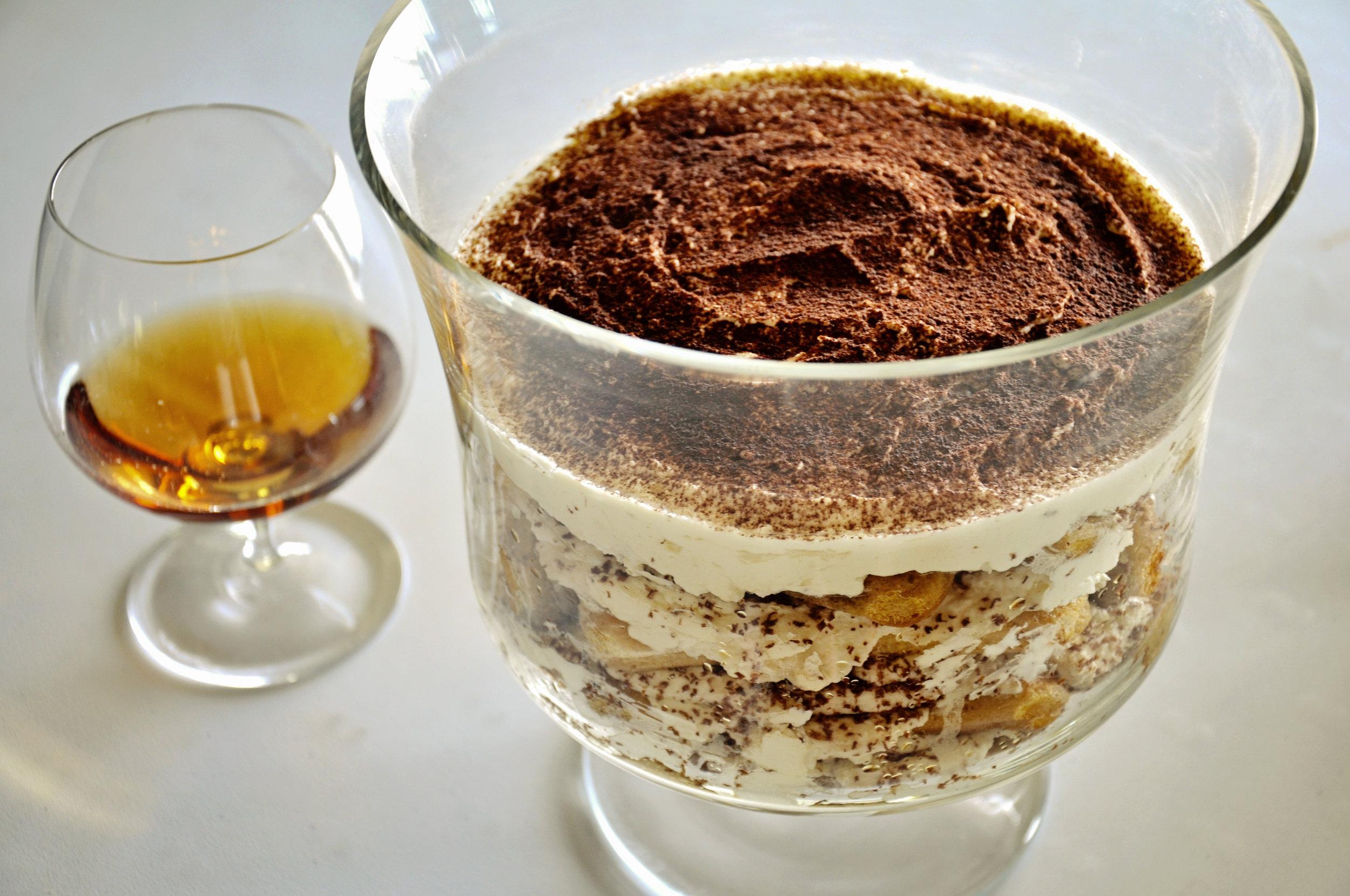 Tiramisu Trifle