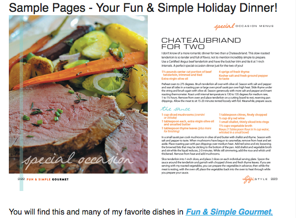 Gigi Wilson Fun&Simple Gourmet SamplePages.png