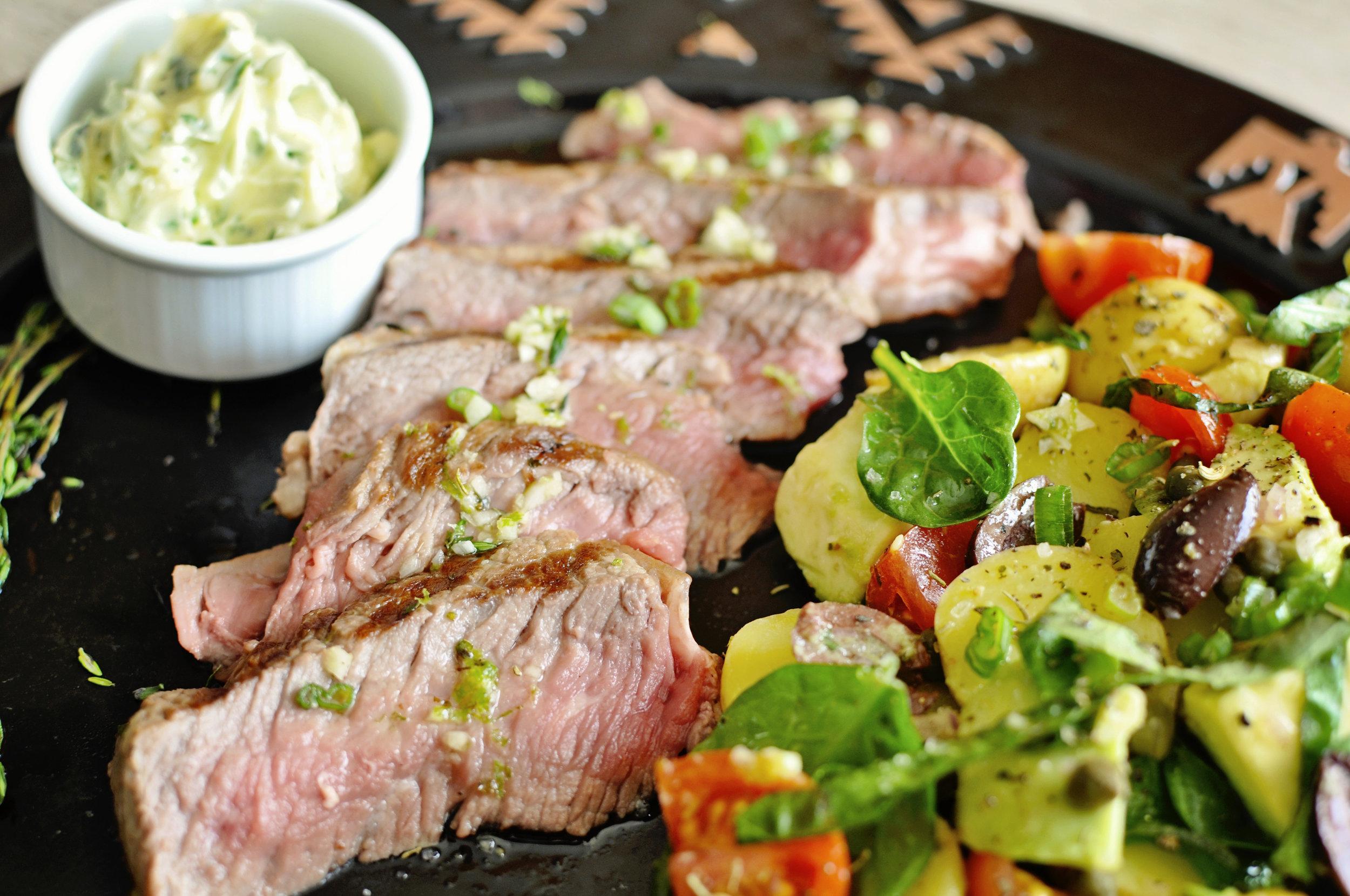 Steak Victor