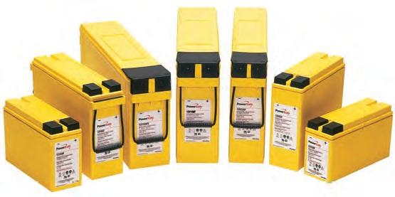 EnerSys PowerSafe V batteries