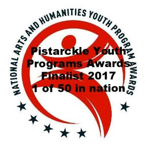 Come see why Pistarckle Theater's Education Programs were chosen as 1 of 50 outstanding programs in the field of Creative Youth Development