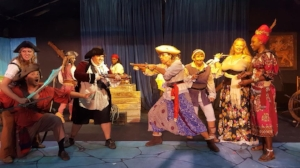 The Whodunnit Cast features all island residents