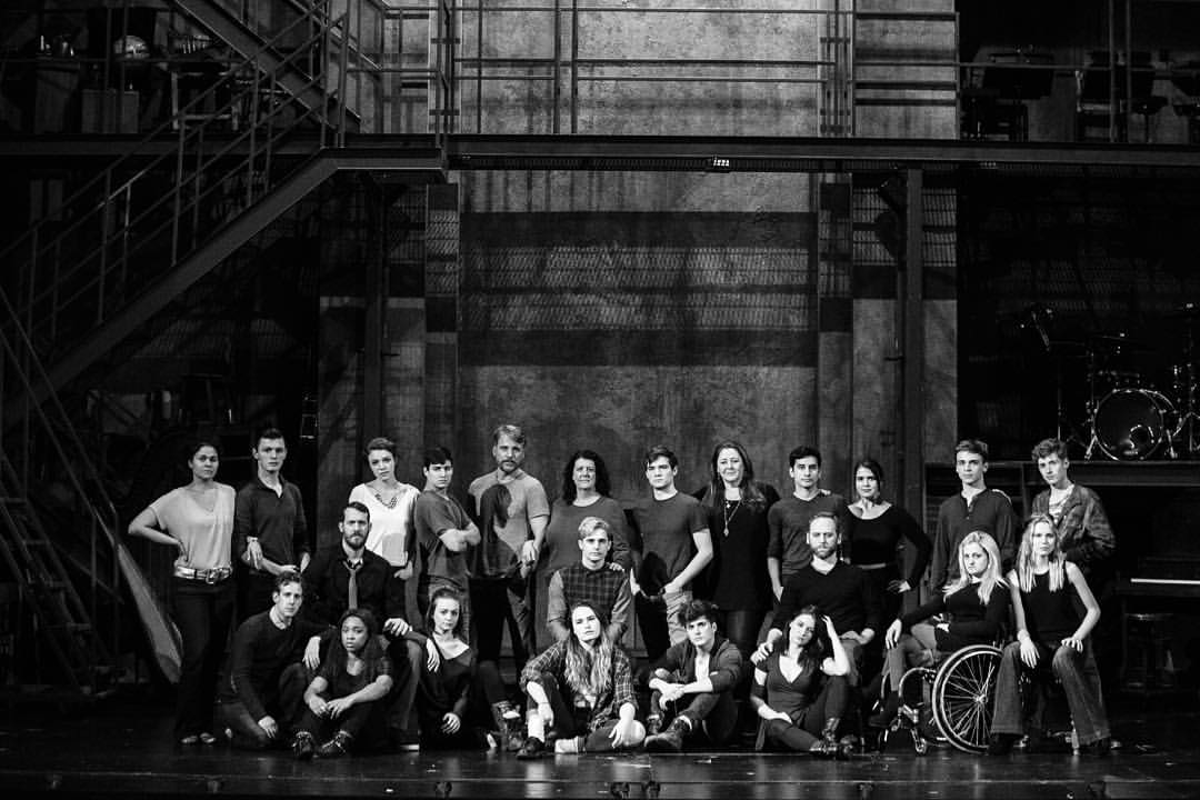 Cast of Spring Awakening