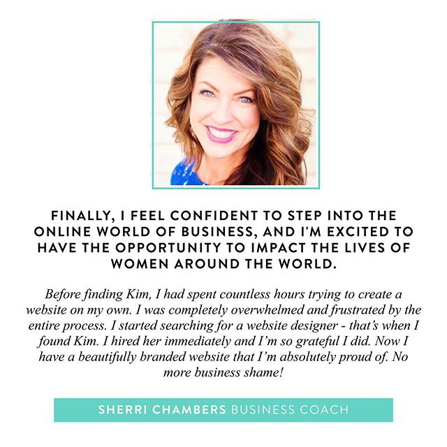 "⁣ Love note from the gorgeous @sherrichambers 💕⁣ ⁣ Branding is about more than just colours, fonts and pretty logos. Your brand is a reflection of your personality, core values and mission. Your brand is about how you want people to FEEL when they engage with you. It's what makes you unique and your business stand out... which is why it's so important to have a brand that feels authentic and aligned to YOU.⁣ ⁣ What branding questions do you have for me? Drop 'em in the comments and I'll do a ""Branding 101"" Q+A! 👇✨"