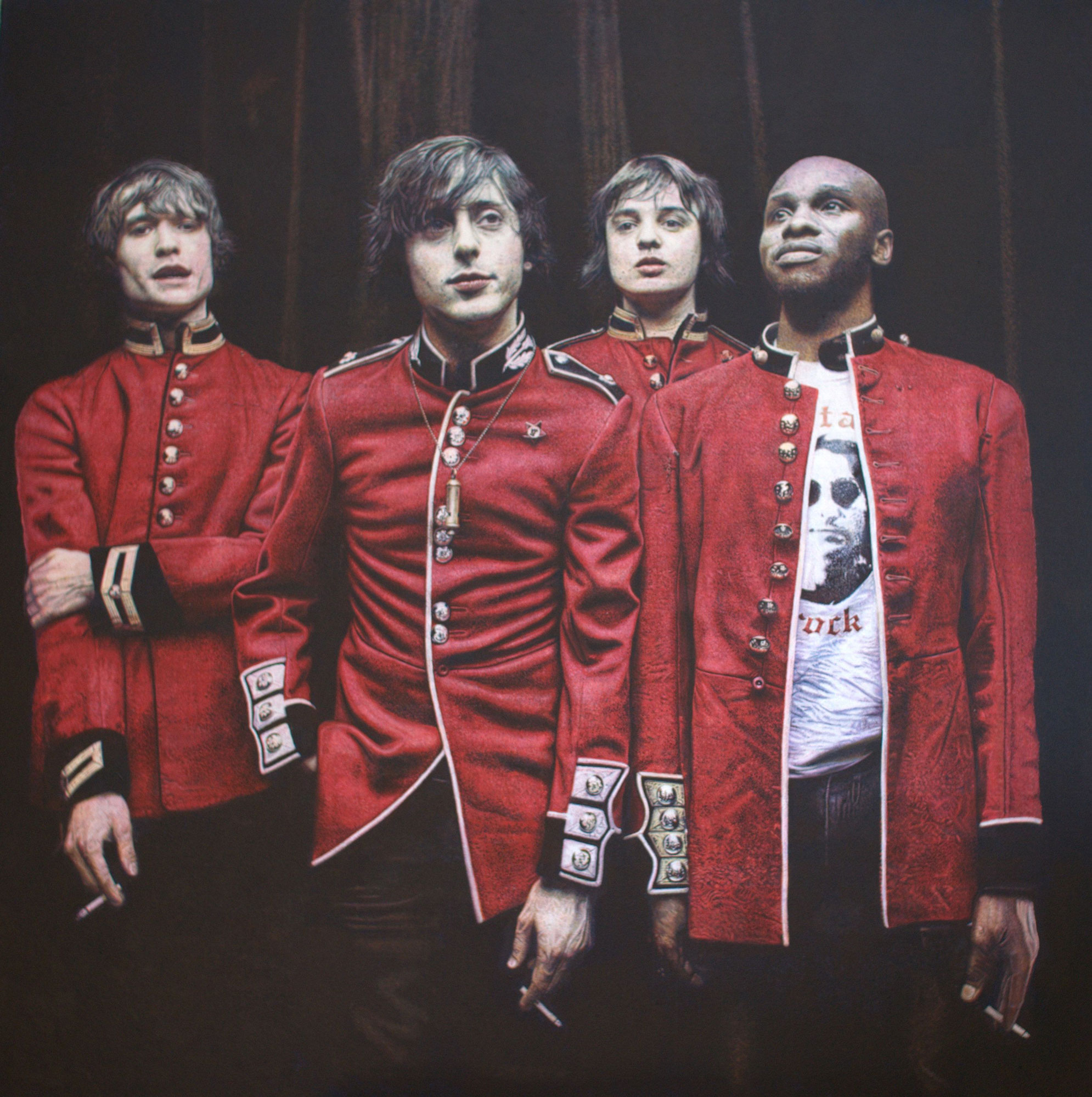 The Libertines, by James Earley. You can buy this painting for like 2 thousand pounds. Woof.