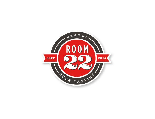 Room 22 Beer Tasting Room Identity