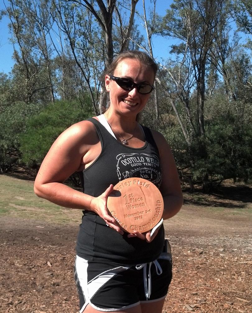 Kayleen Boyle - Women Champion
