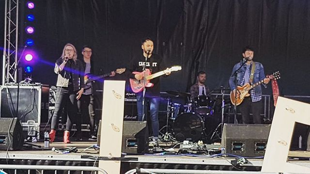 Was a real privilege to be part of @creationfest_uk in Dundee on Saturday. Some of the best guys we know!