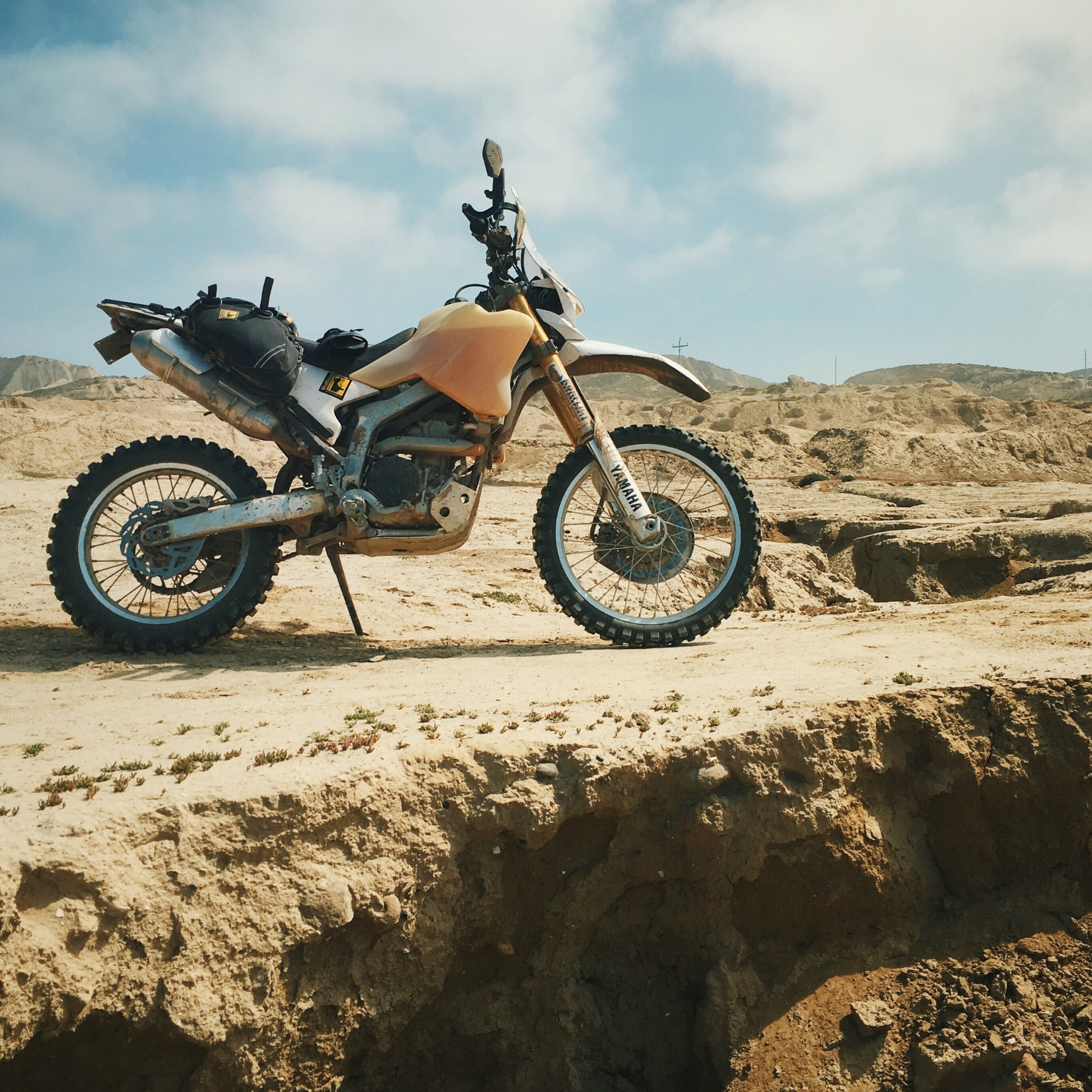 San Quintin, Baja California. 🌵🚲🌵