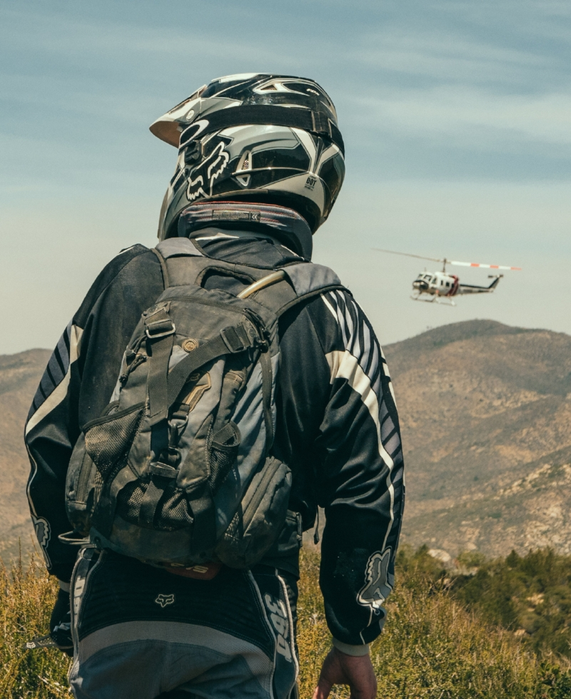 A weekend ride in our local mountains turn tragic for some hikers. Think safe-be safe.