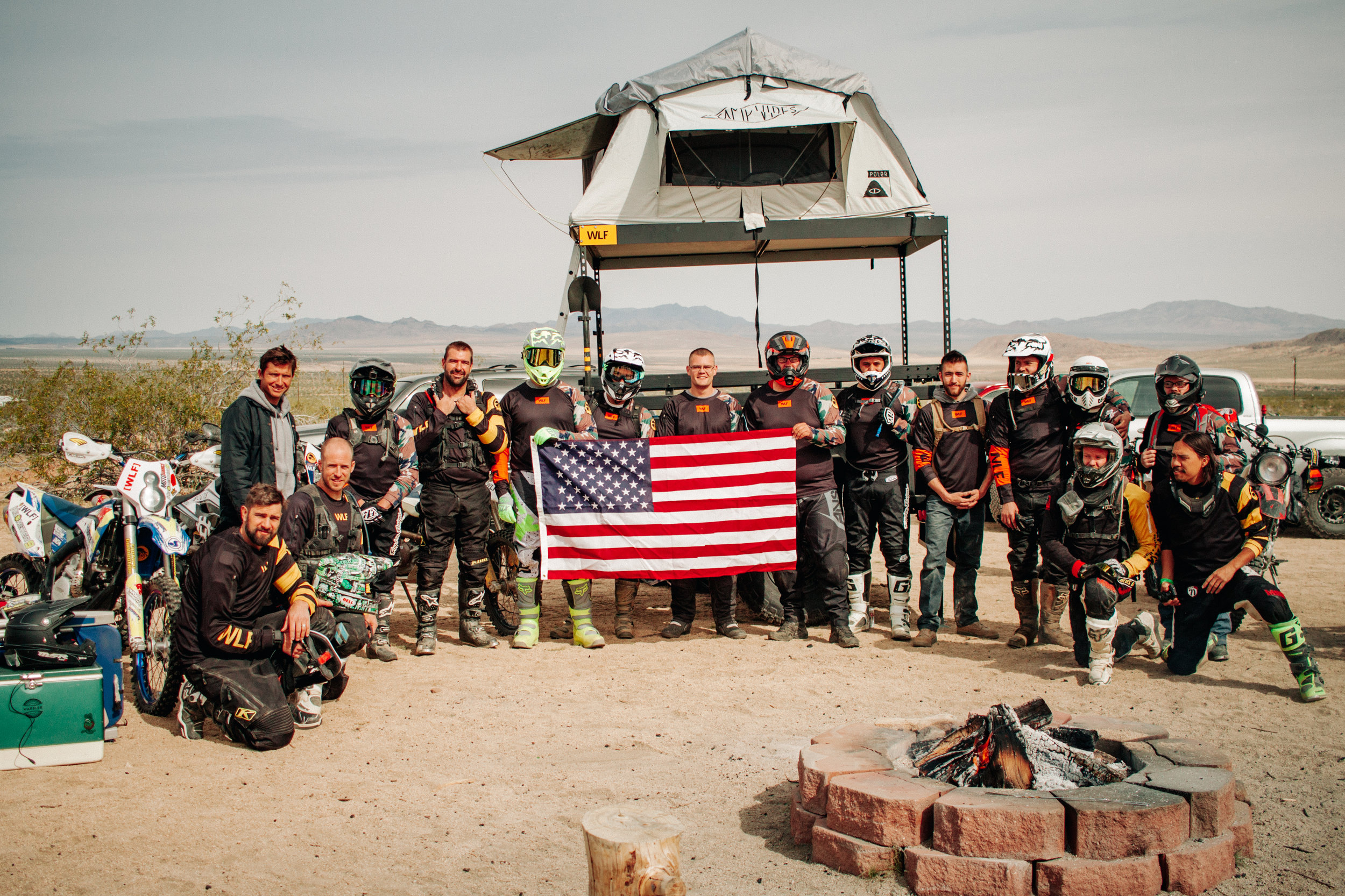 Operation 2 Wheel Freedom  : Mission One - First Annual Crew