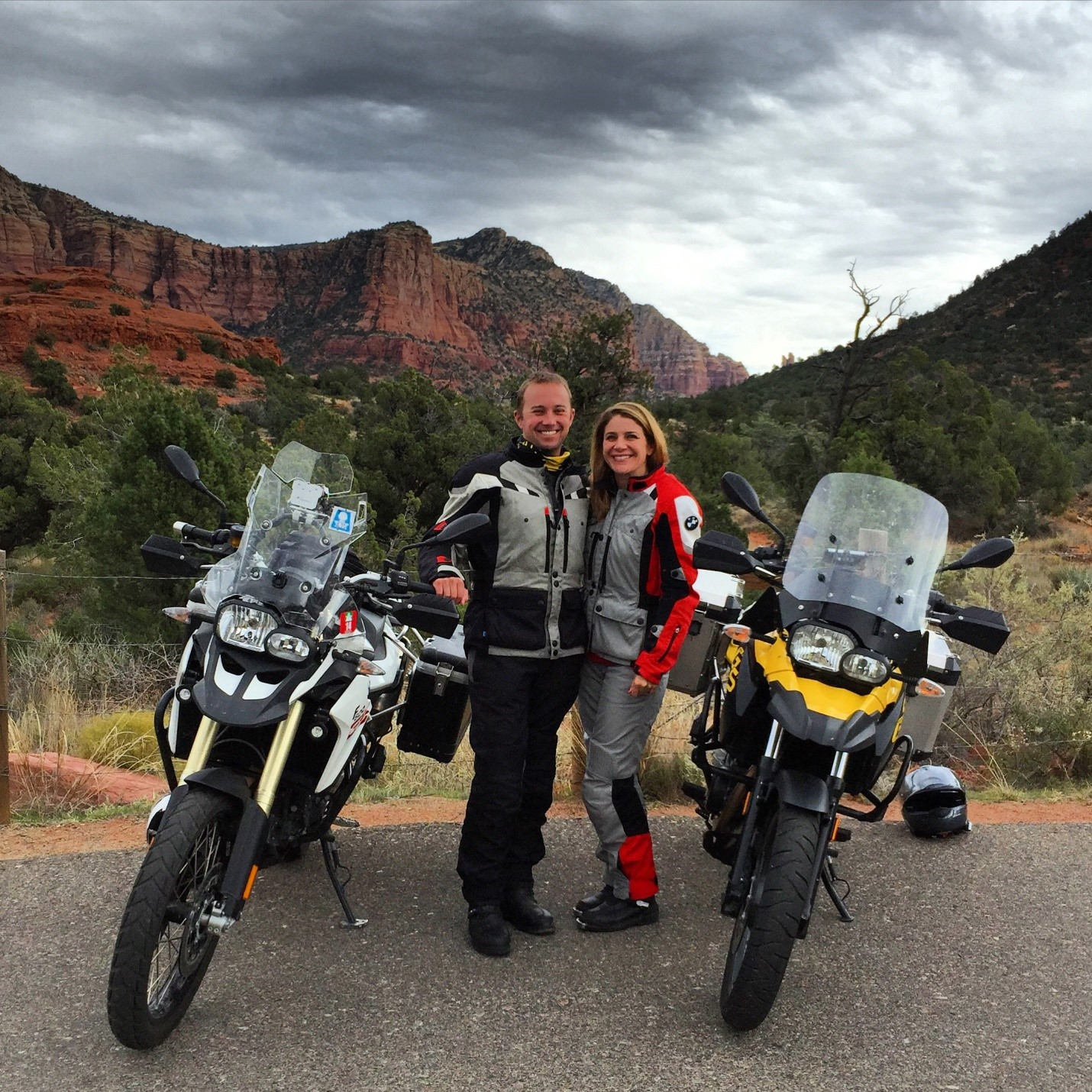 Above picture weekend trip to Sedona Nov 2015