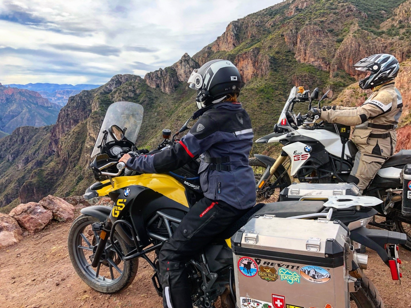 Road to Batopillas, Mexico November 2018