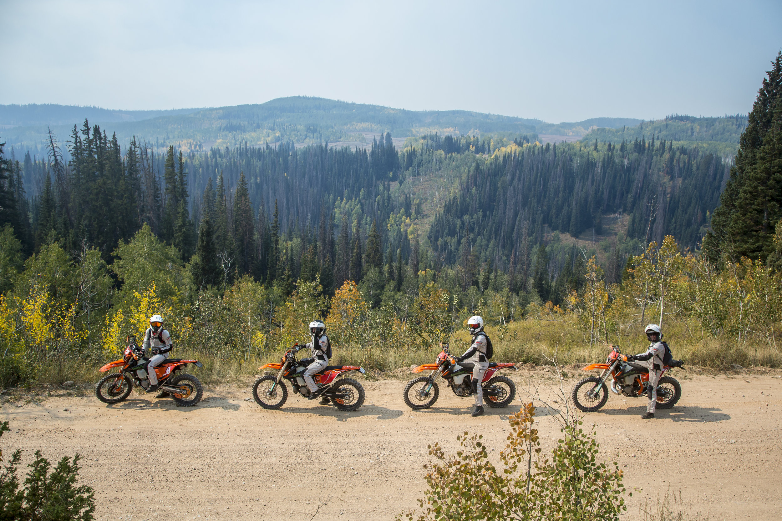photo taken at the KTM rally in Park City, Utah by Julia LaPalme