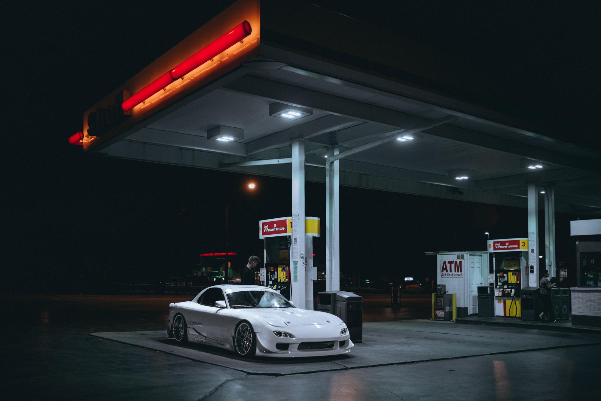 Machine Check (FD3S) - Engine: Mazda 13b-REW, normalTurbo: BW EFR 7670, Trust manifold + wastegatePS: 400Footwork: STANCE coilover, HeatMaker KnuckleCooling: Koyo radiator + oil cooler, HKS V MountTuning: Shook Engineering