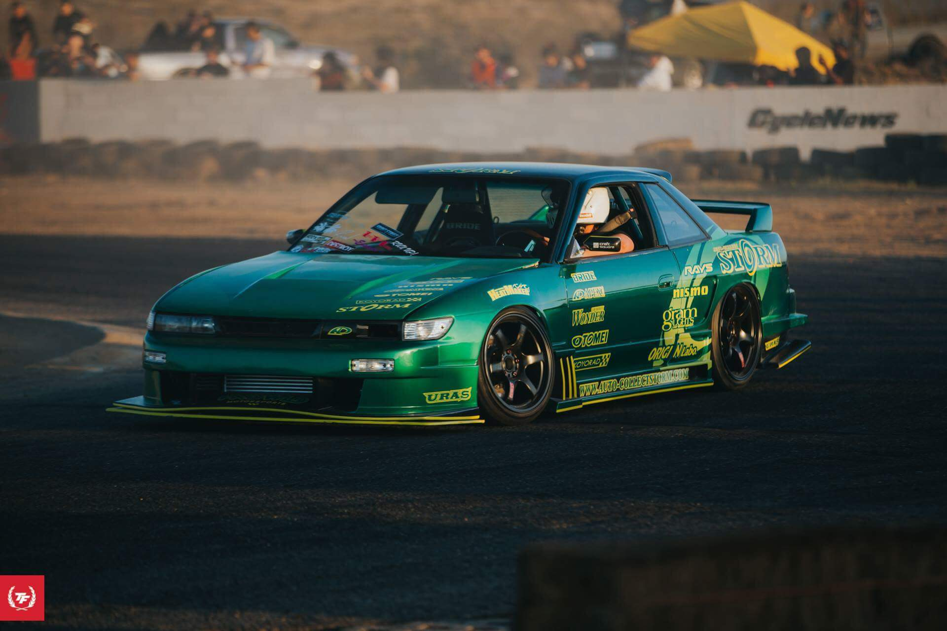 Machine Check(S13) - Engine: S13 SR20DET Redtrop, normalTurbo: S15 T28Footwork: STANCE coilover, HeatMaker KnuckleCooling: Koyo radiatorAccesories: Autocollect Storm