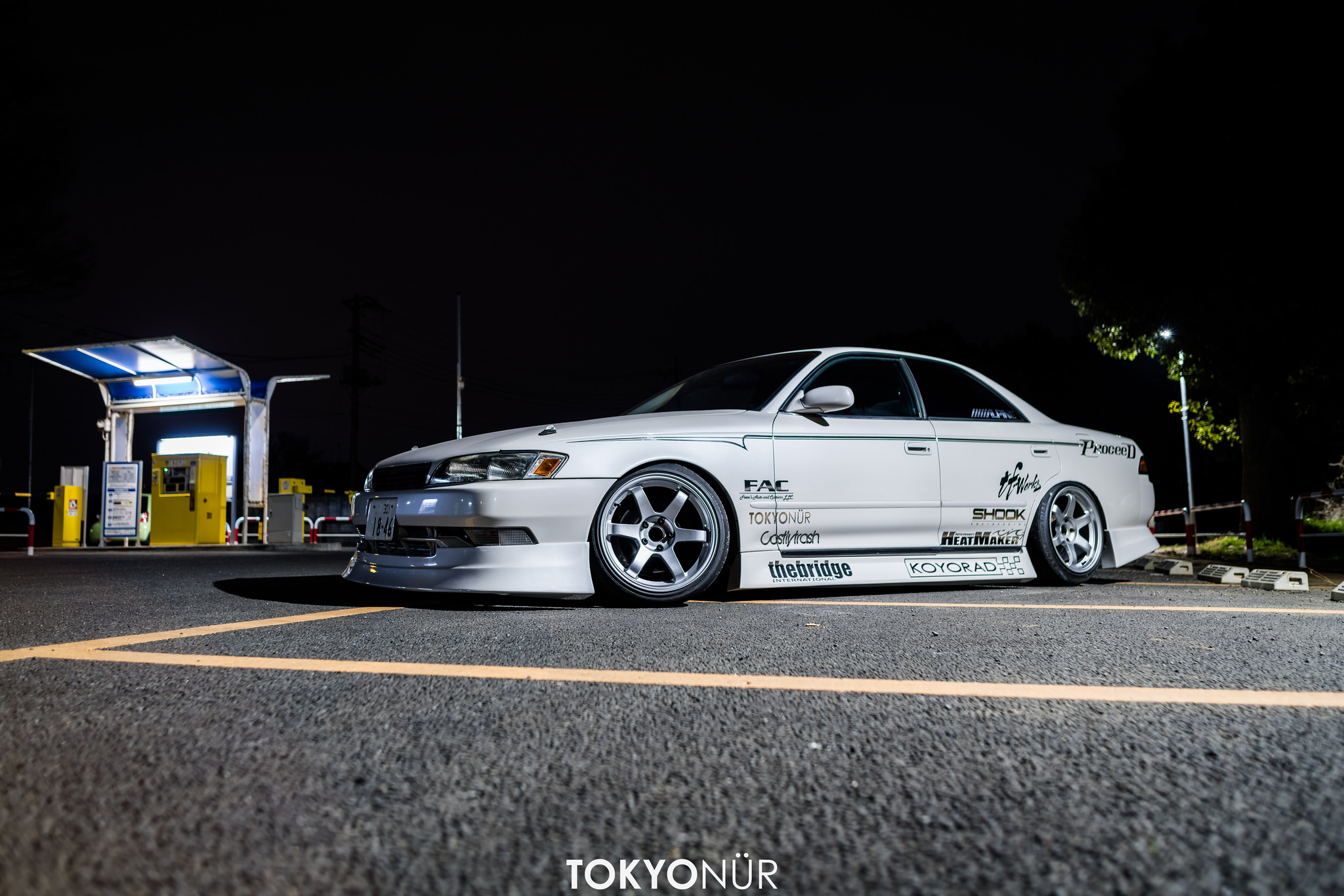 Toyota JZX90 imported by DMAD