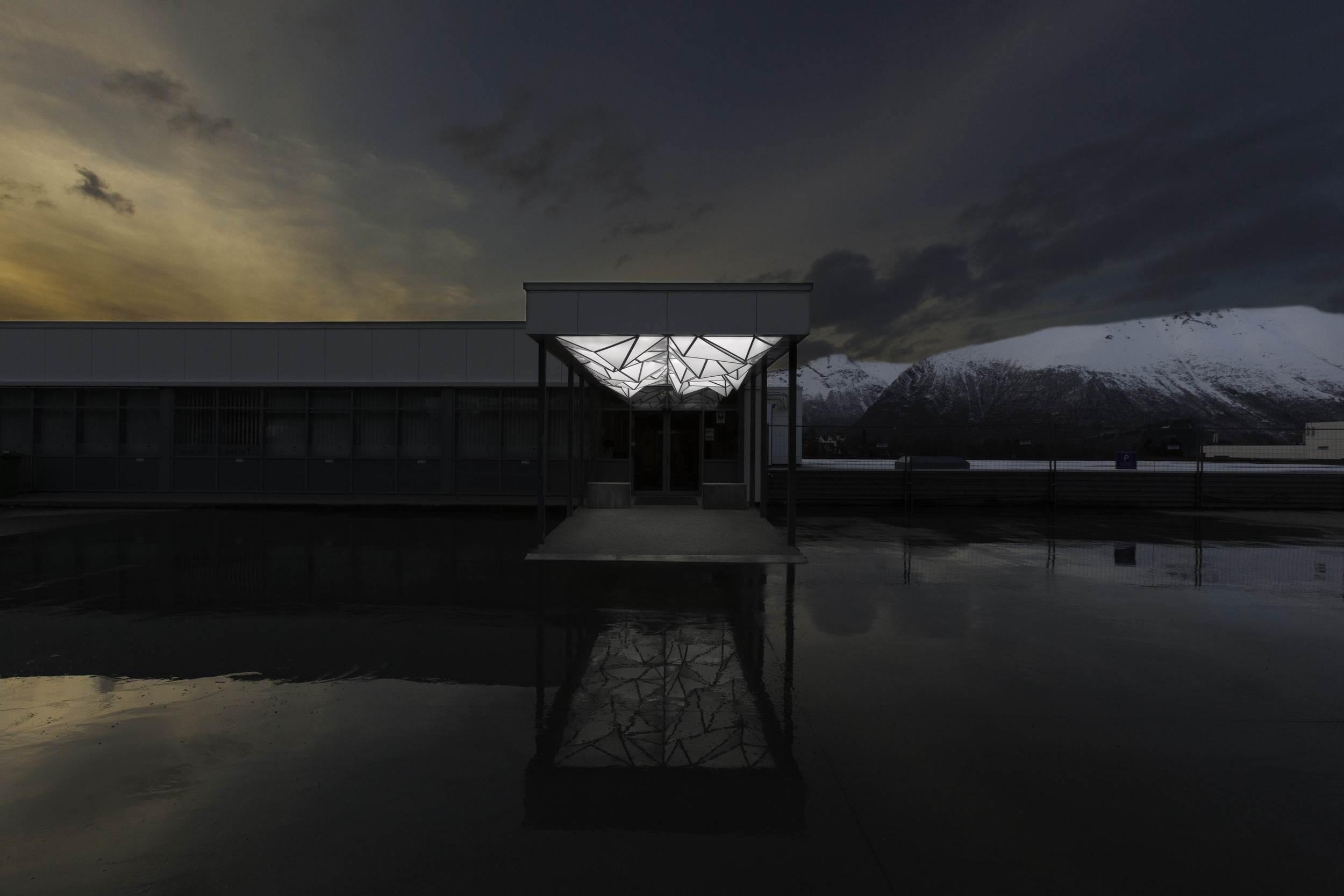Opposite Mountain Lights , 2015