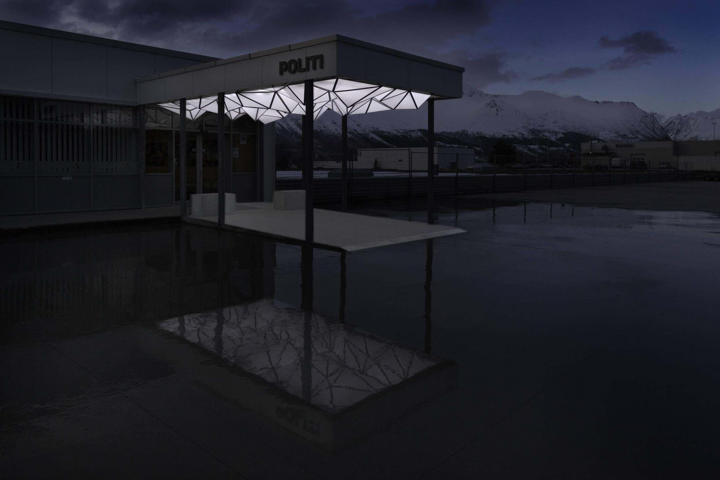 Opposite Mountain Lights,  2015