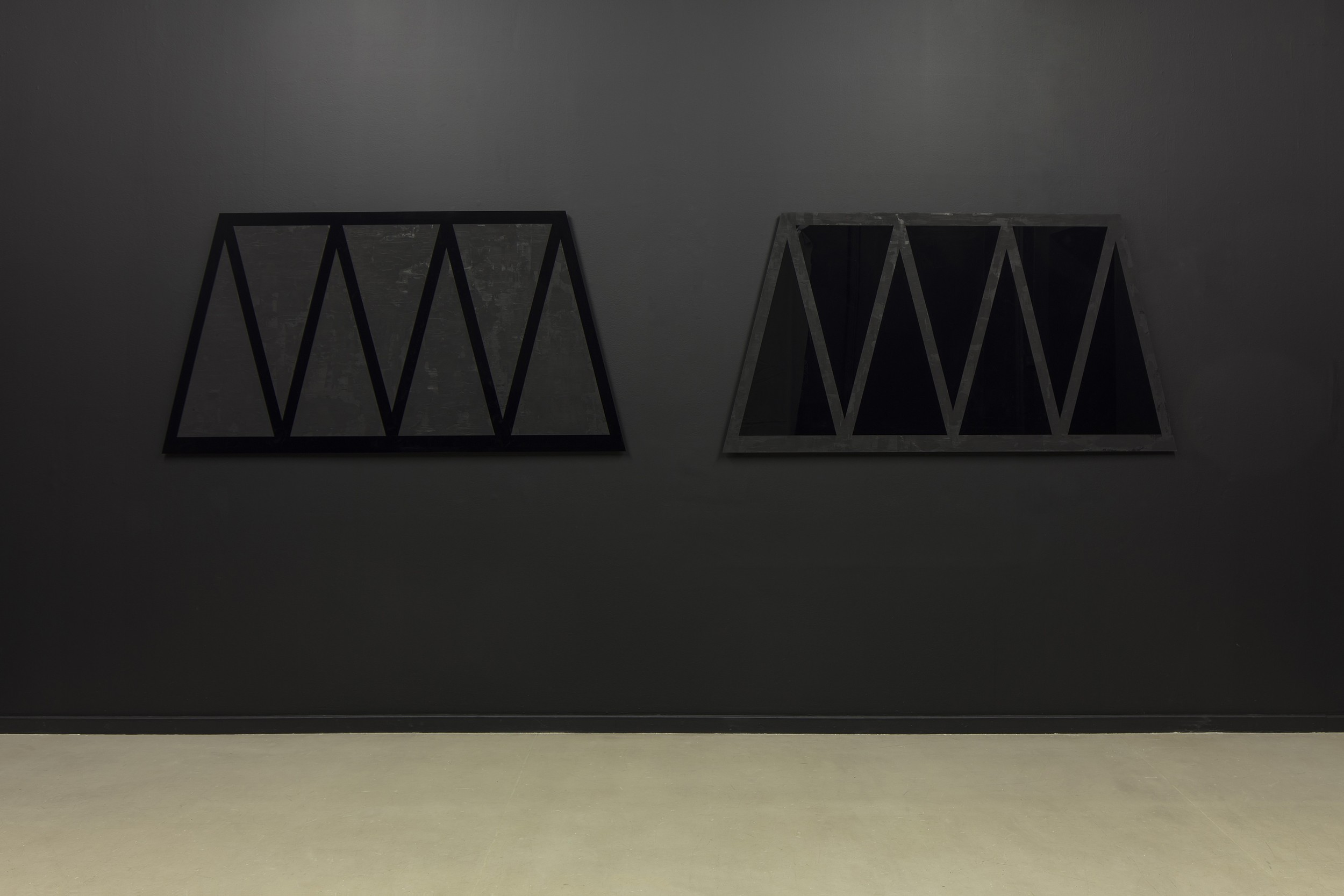 Untitled ( window for Bobby Fischer ) part 1 and 2