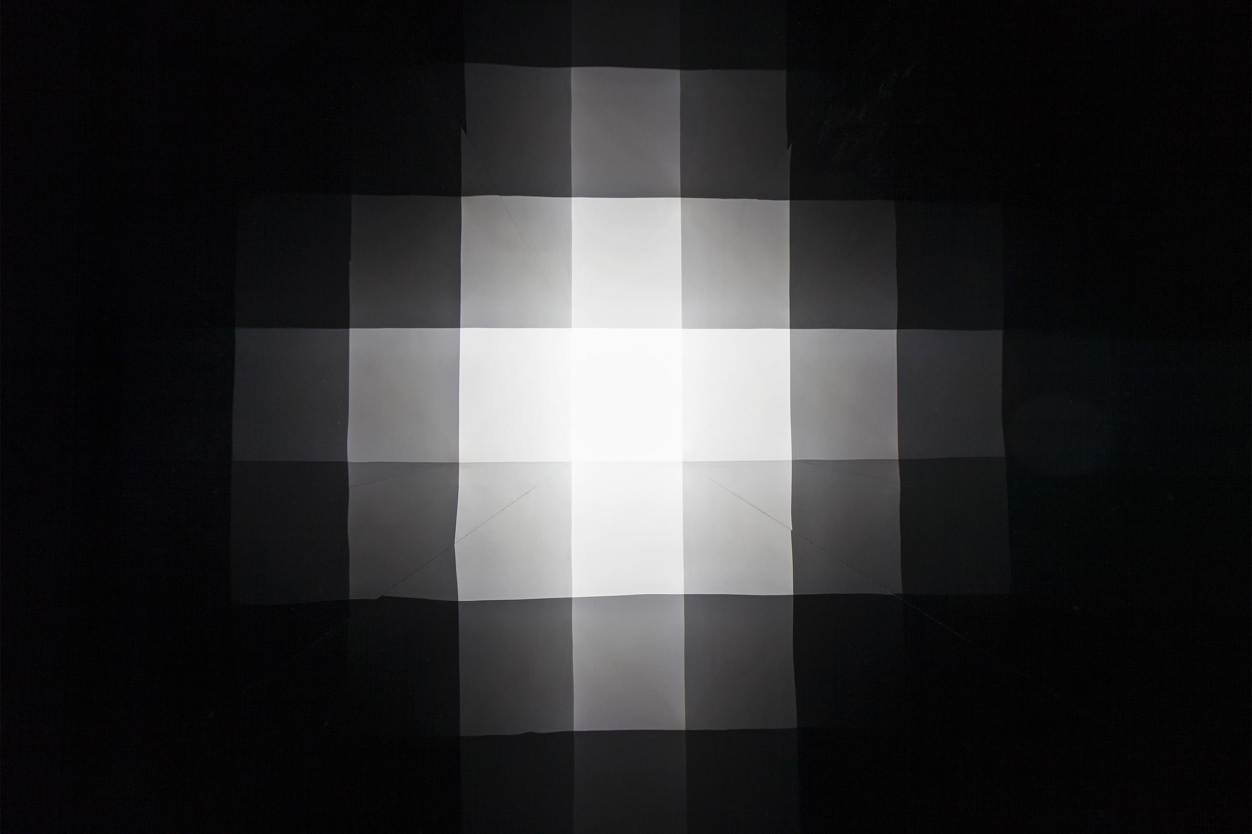Specular Reflection (black)