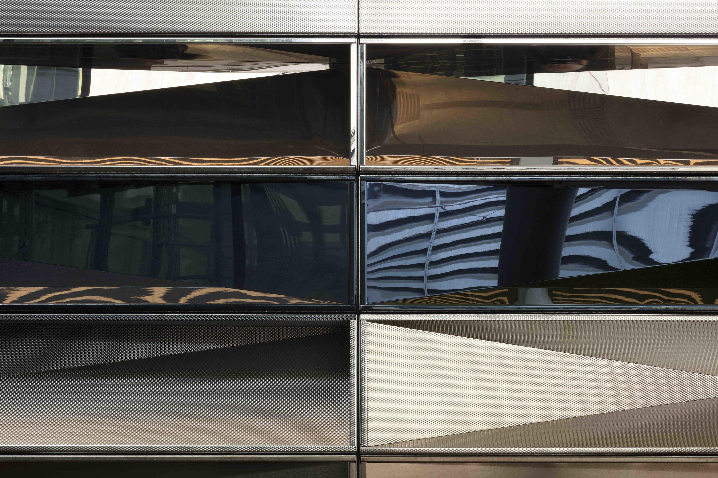 Modulære Refleksjoner,detail