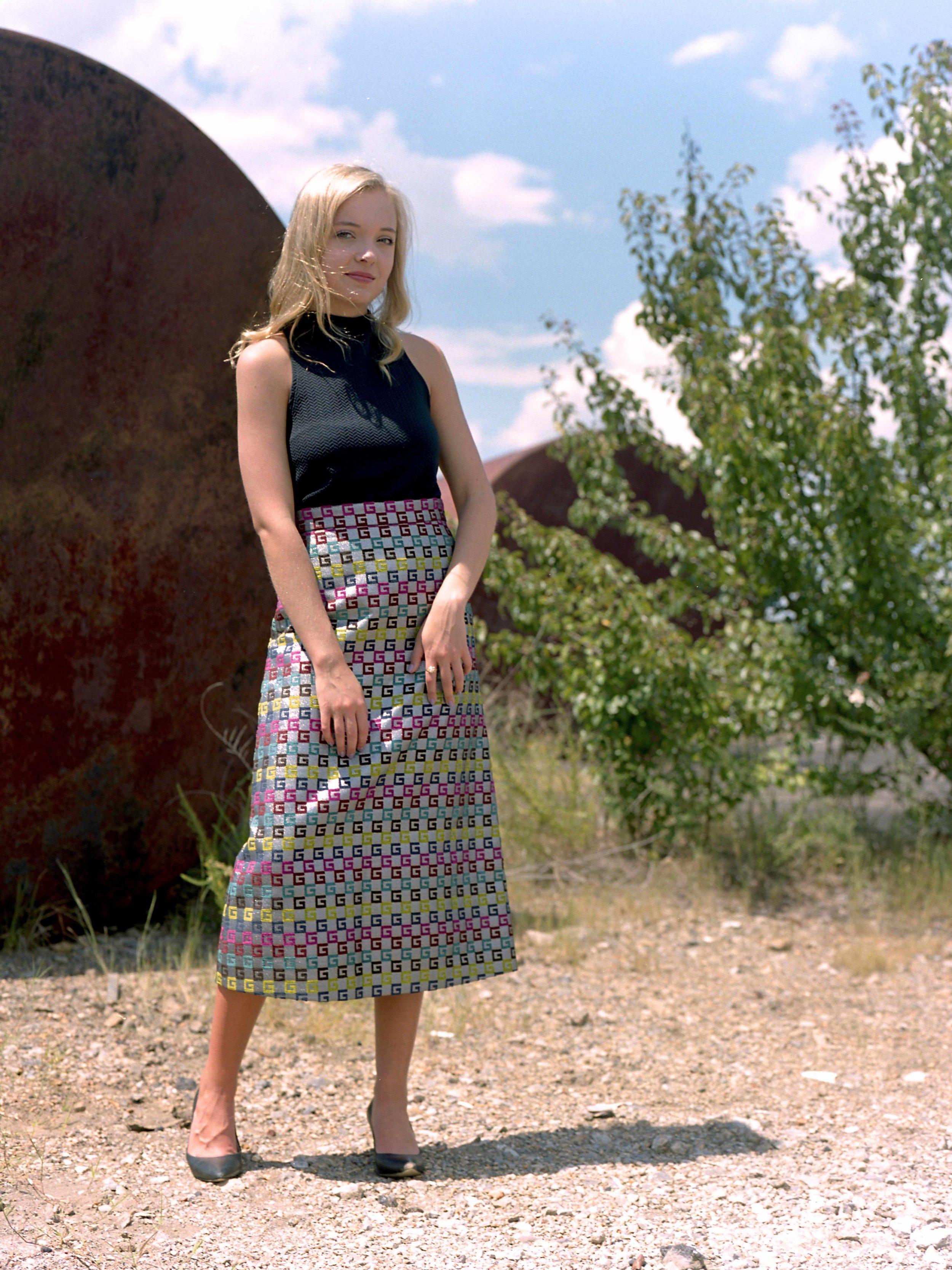 Mamiya m645 / Kodak Portra 400 / Gucci