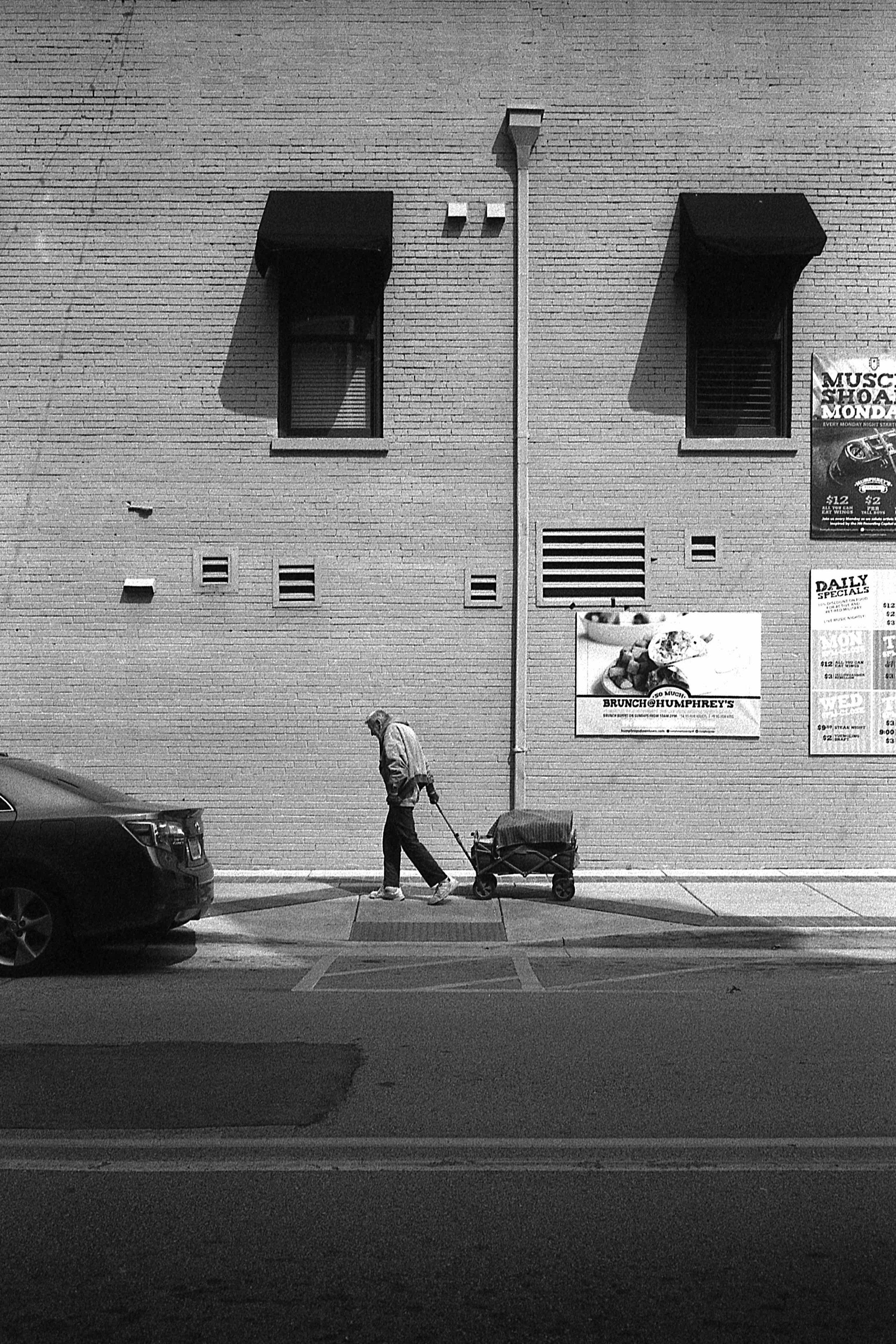 Matt Pittman / Fomapan 400 / Leica M7 / Huntsville, AL