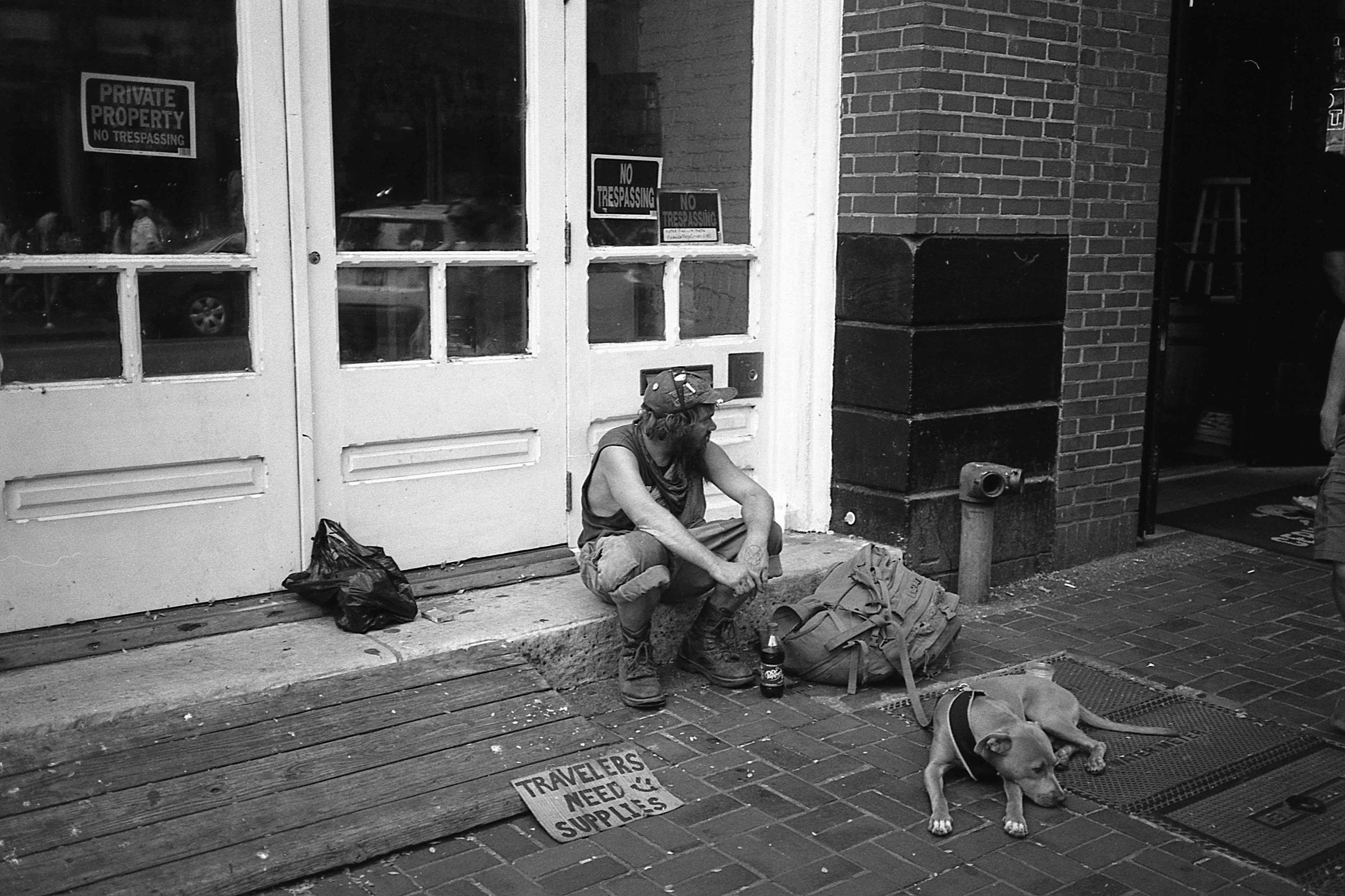 Matt Pittman / Ilford Panf 50 / Leica M7 / Nashville, TN