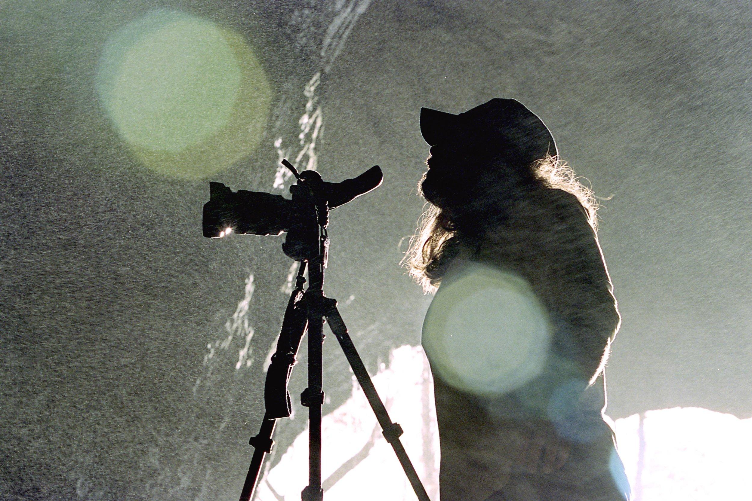 Matt Pittman / Jeff Rose / Stephens Gap Cave / Kodak Portra 400
