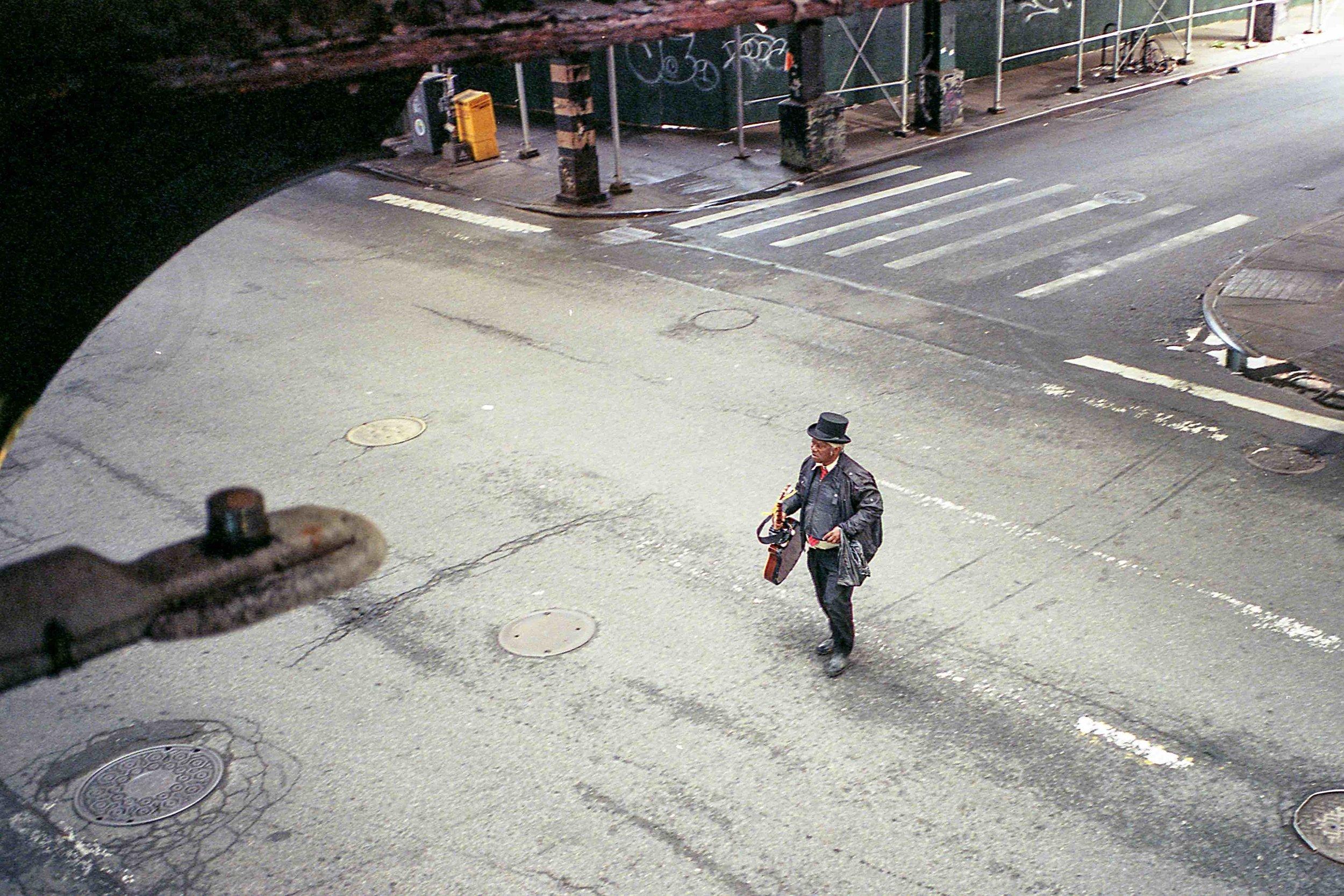 Matt Pittman / Leica M7 / Kodak Portra 400 / New York City