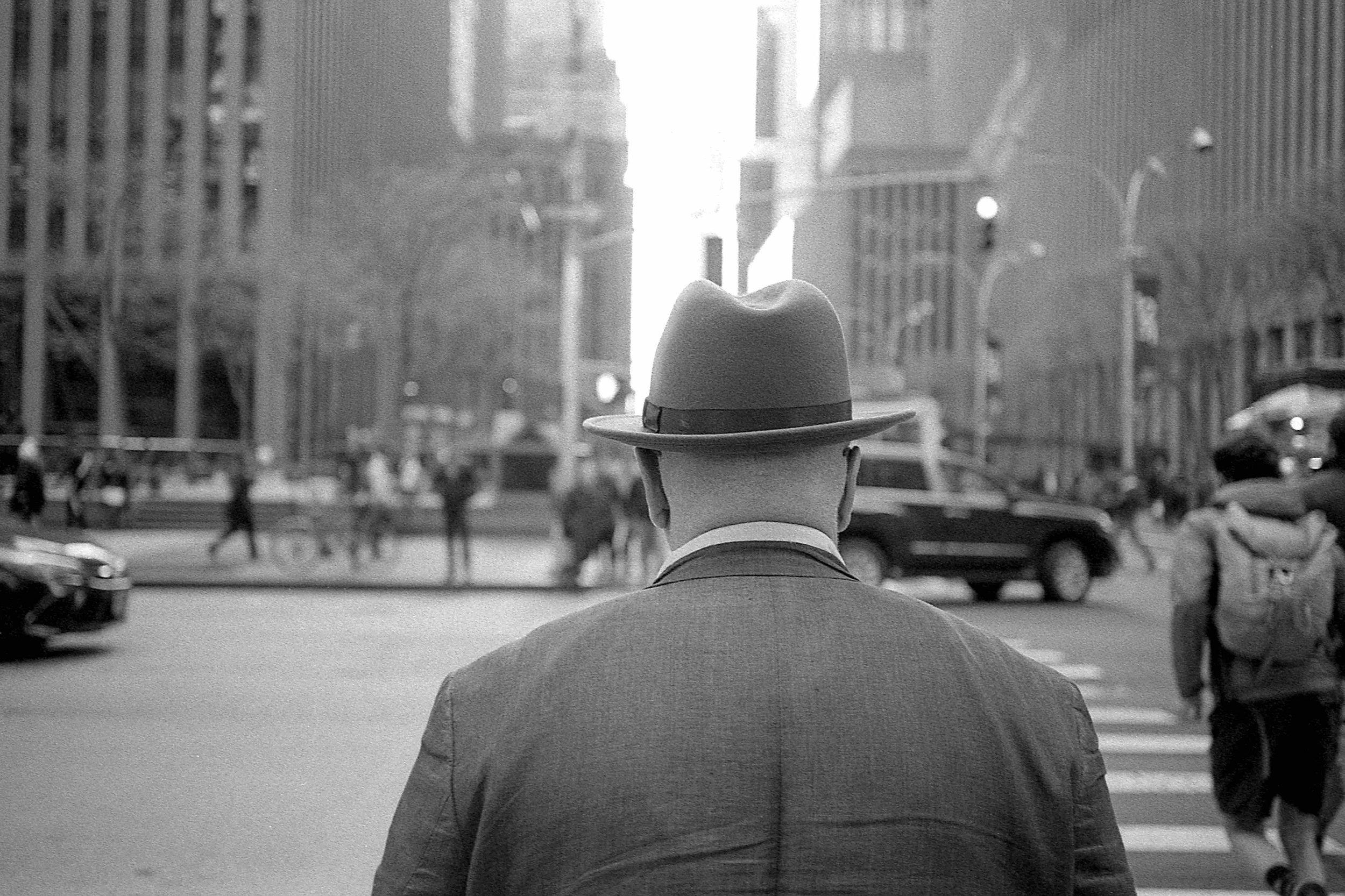 Matt Pittman / Leica M7 / Ilford HP5 / New York City