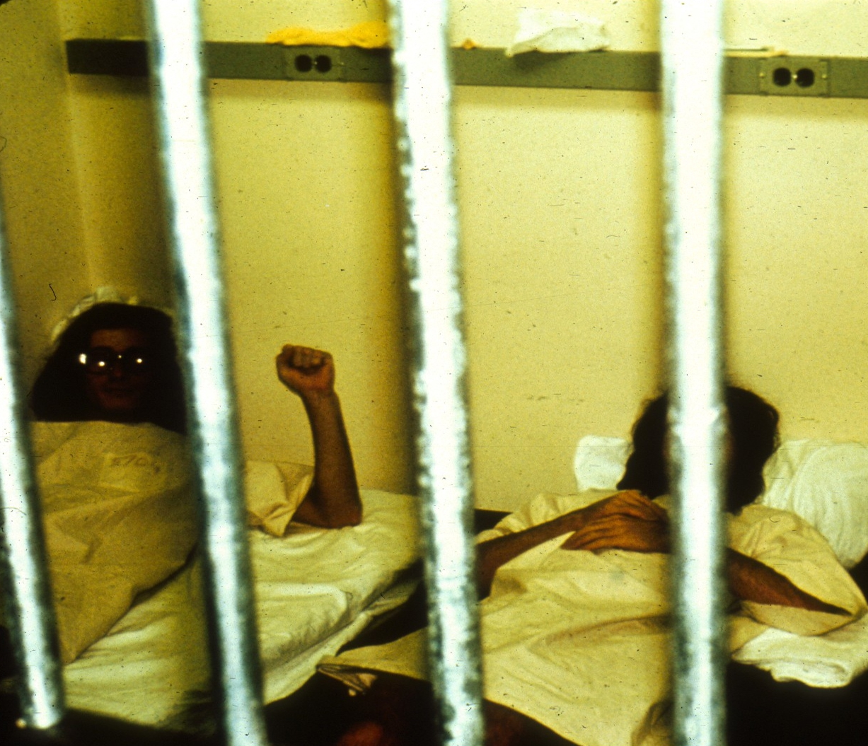 Prisoners in Bed