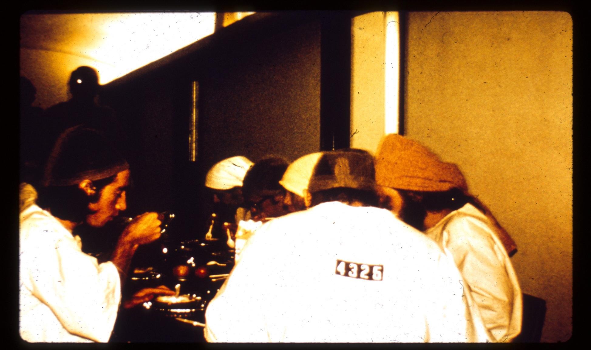Prisoners Dining