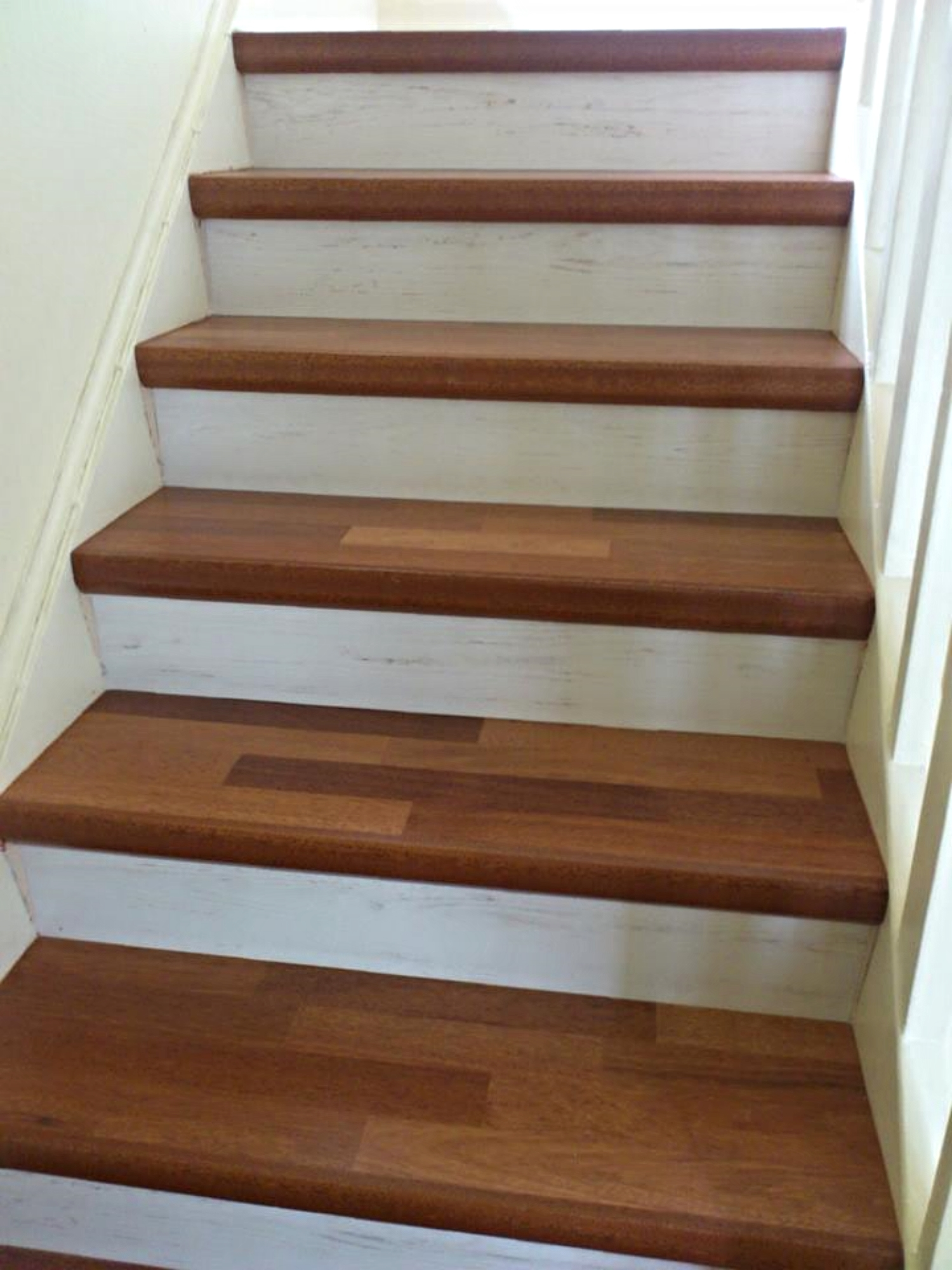 Quick-Step stair renovation