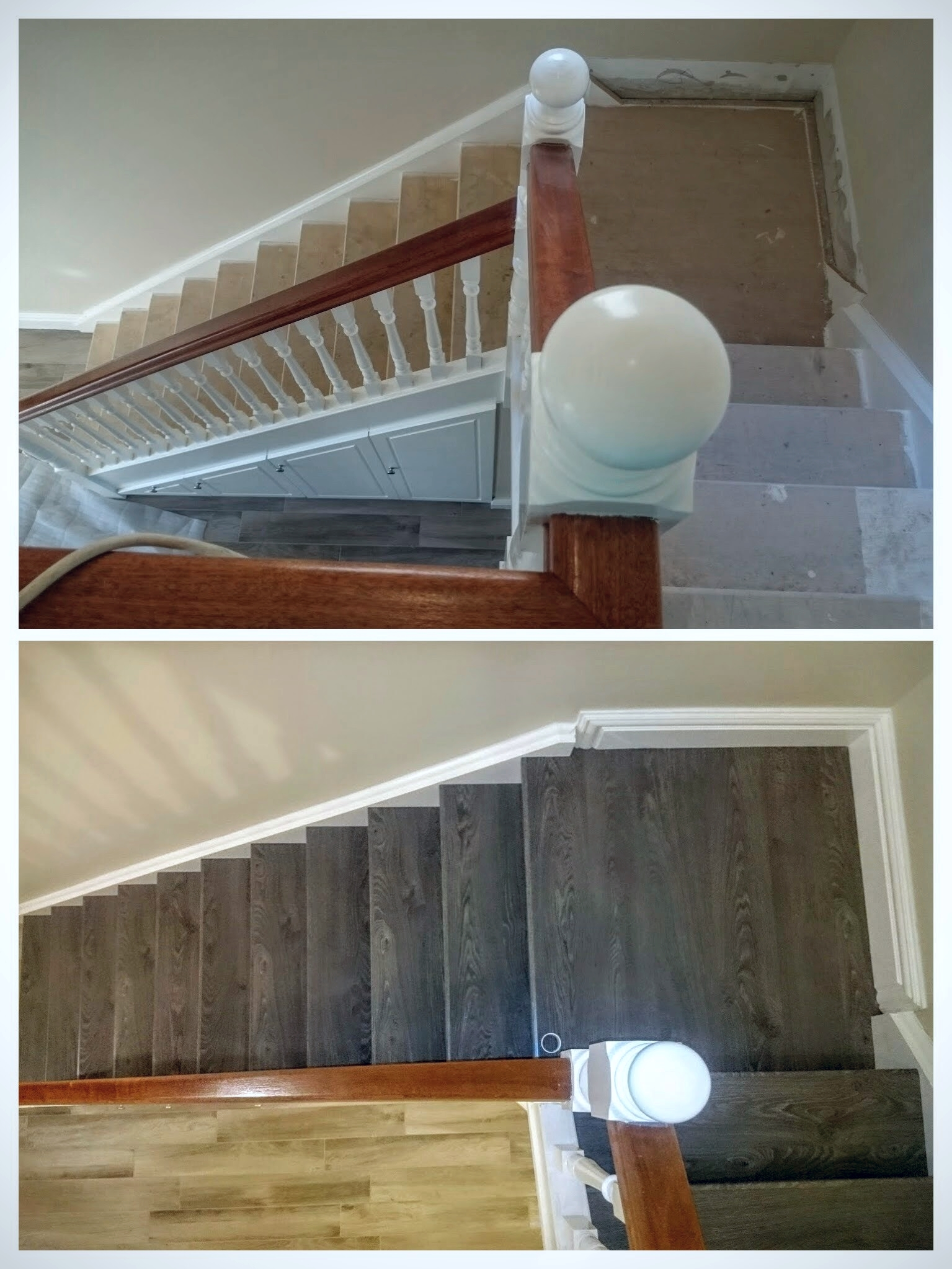 Copy of QUICK-STEP LAMINATE ON YOUR STAIRS