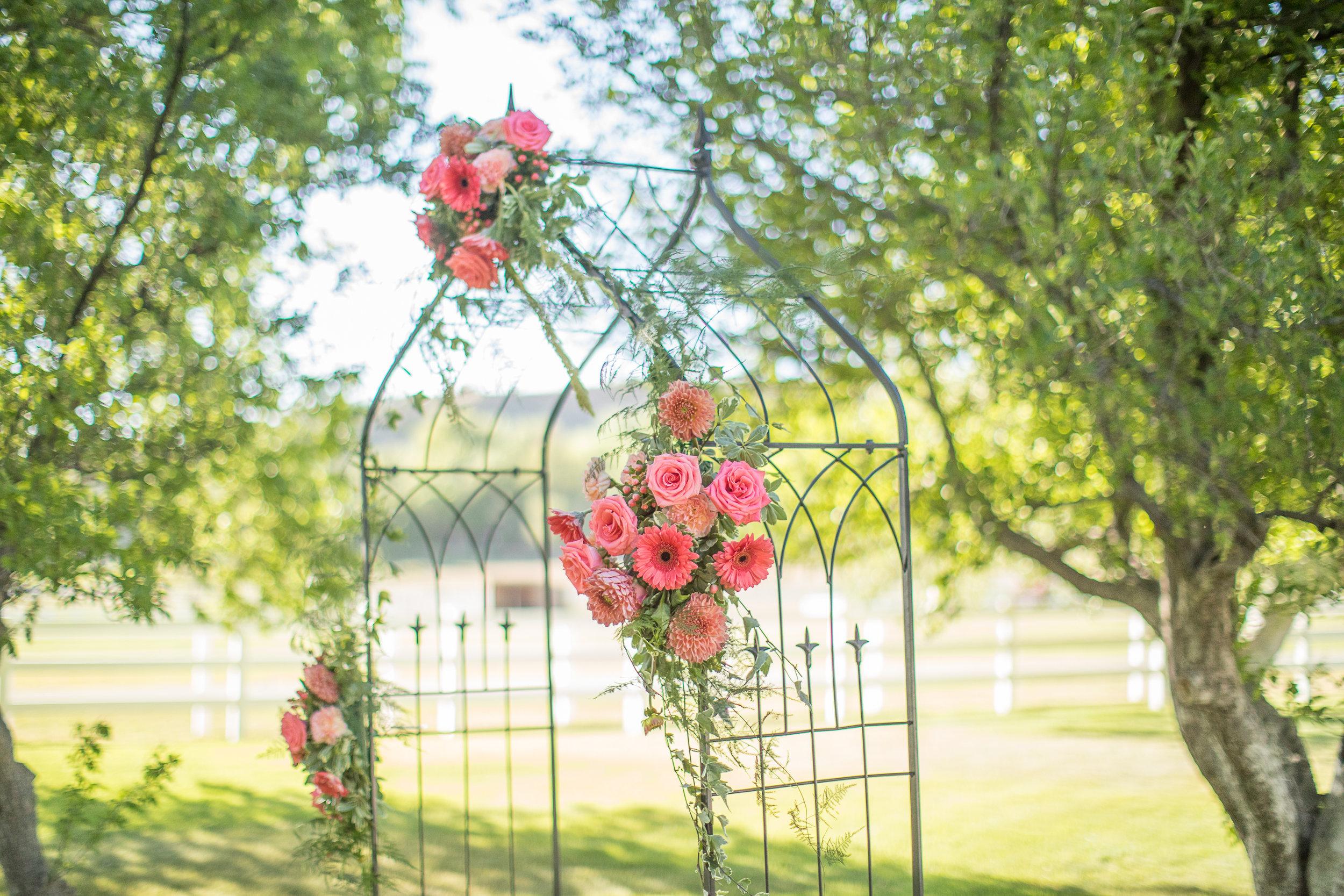 door county wedding video