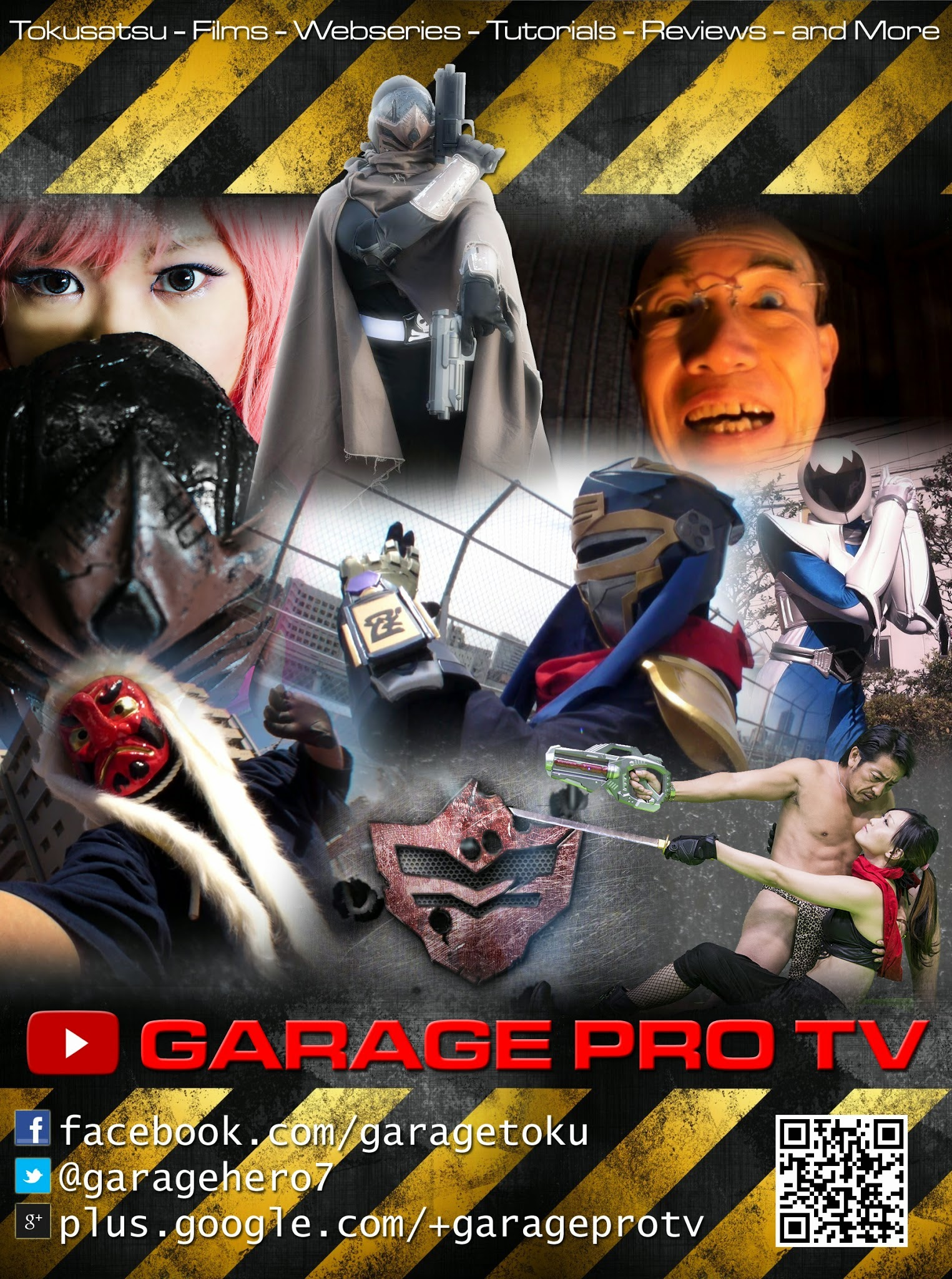 GarageProTVFlier