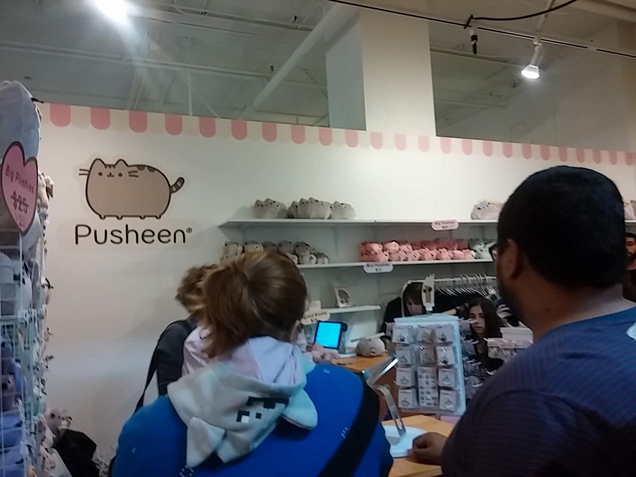 PusheenStore