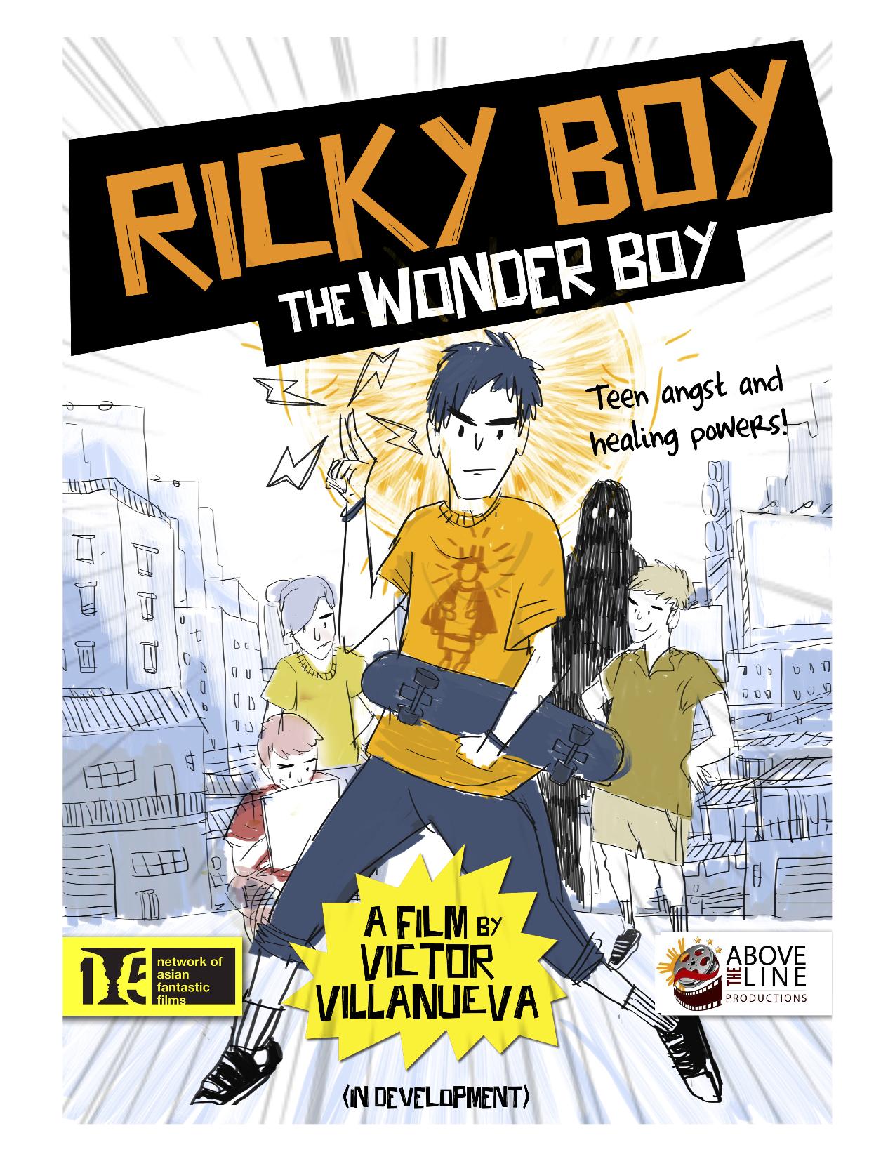 RickyBoyPoster