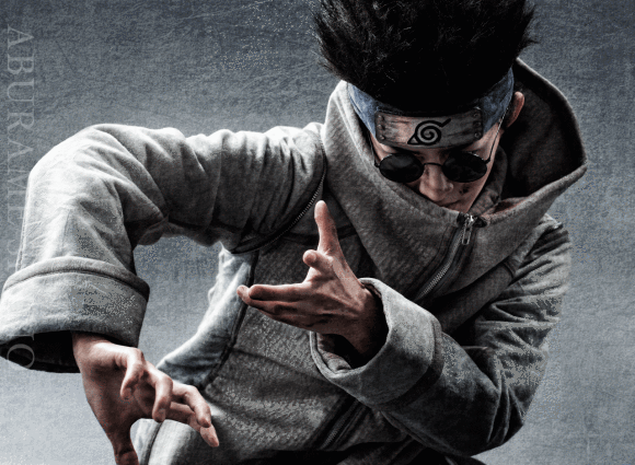 …Shinichiro Ueda as Shino Aburame…