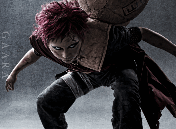Rounding off the cast, and serving as canvases for some impressive displays of talent by the production's makeup artists and hair stylists, are Kenta Suga as Gaara…