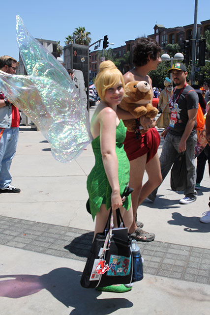 Tinkerbell, of course.