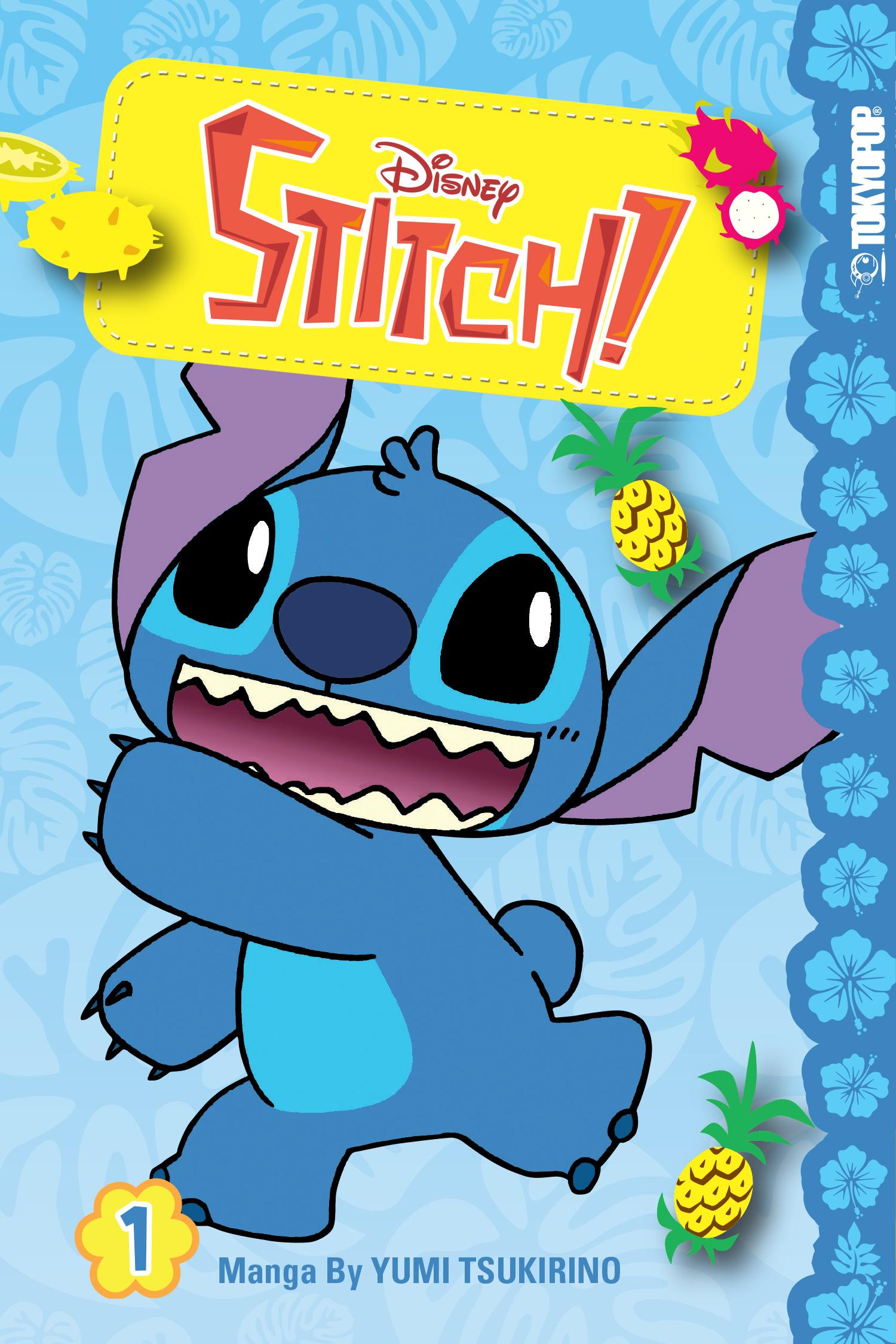 Disney Manga: Stitch! (volume 1)