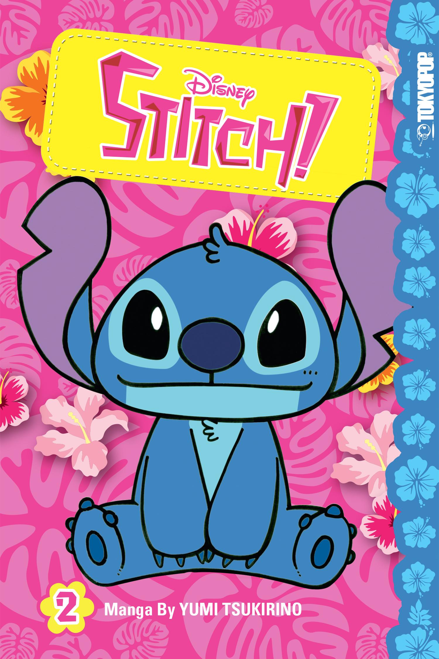 Disney Manga: Stitch! (volume 2)