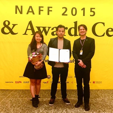 Pinoy Film Director Wins At NAFF Awards
